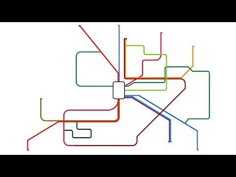 Evolution of Kuala Lumpur's Transit System! (1995 - 2018)