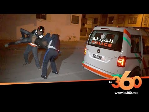 Le360.ma • اعتقالات وتوقيفات مثيرة في احتفالات 'البوناني' بأكادير