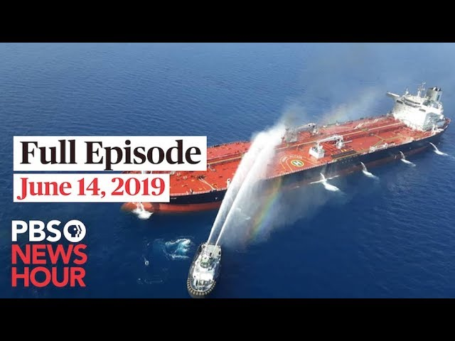 PBS NewsHour full episode June 14, 2019