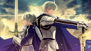 Fate Zero - Oath sign (Male Ver.)