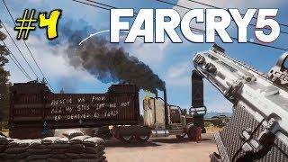 Far Cry 5 на ПК! - НОВОЕ ОРУЖИЕ И ПЕРВЫЙ БОСС! - ПРОХОЖДЕНИЕ ОТ ШИМОРО #4