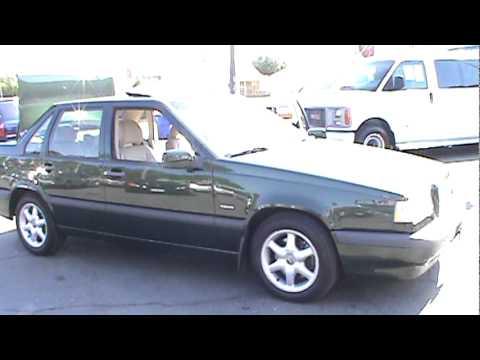 1997 VOLVO 850 GLT Sedan 4D - YouTube