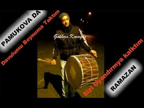 Download Pamukova'da Sahura Davulcu uyandırıyor.