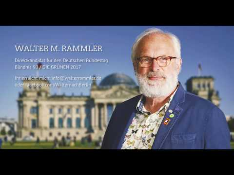 Bundestagskandidat für Bündnis90/DieGrünen 2017