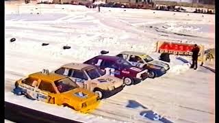 Зимние трековые автогонки (Минск, 09.03.2003)