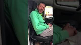 Неадекватный водитель