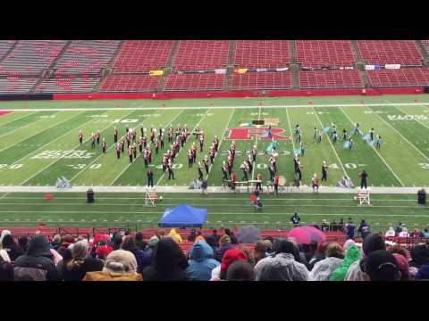 Washington Township HS Marching Band 2016