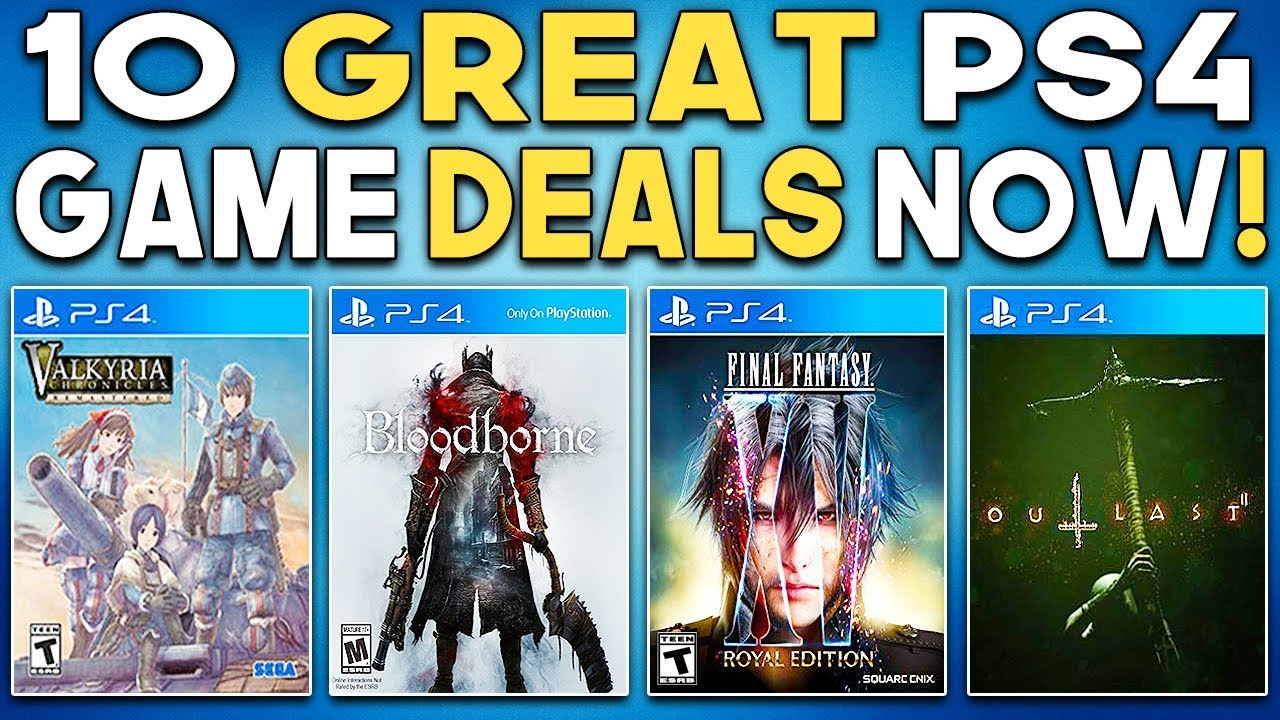 All Playstation 4 Games : Top playstation games of all time gamesworld
