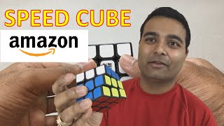 amazon speed cube unboxing and review