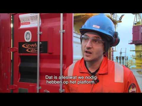 Het decomplexen van offshore NAM platformen
