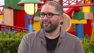 Toy Story 4 Josh Cooley, Jonas Rivera & Mark Nielsen Generic Interviews || #SocialNews.XYZ