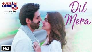 Dil Mera Full Song Instrumental Music | Guest iin London | Kartik Aaryan | Kriti Kharbanda |