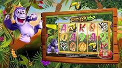 Gorilla Go Wild Slots von Jackpot Mobile Casino