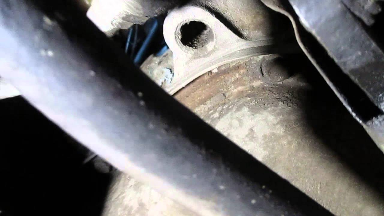 Глохнет двигатель при выжиме сцепления.( причина 2).