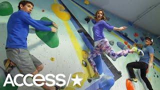 'Free Solo's' Alex Honnold & Jimmy Chin Dish On Jason Momoa's Climbing Skills | Access