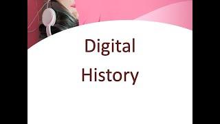 1: Digital Audio History