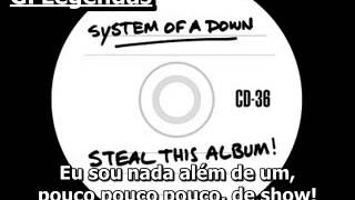 Fuck The System System Of A Down Legendado PT B