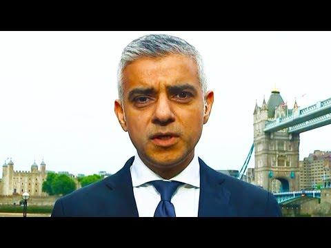 London Mayor Speaks Out Against Trump Visit