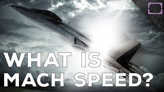 What Is Mach Speed?