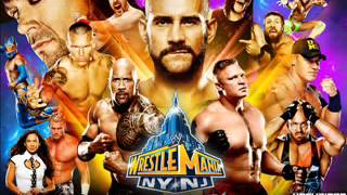 WRESTLEMANIA 29 THEME SONG...IM COMING HOME..FULL HQ..ENJOY.