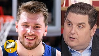 Luka Doncic won't have the same playoff problems most young players do - Brian Windhorst | The Jump