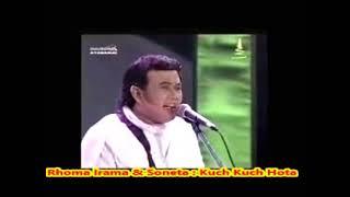 1,05 Rhoma Irama & Maya KDI :  KUCH KUCH HOTA HAI  -- Lagu India