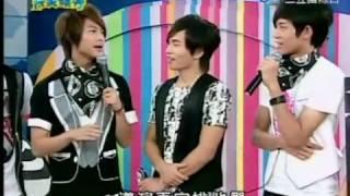 完全娛樂2008 10 07-棒棒堂 黑糖群俠傳電視原聲帶宣傳
