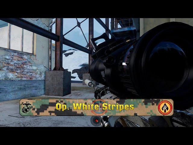 Op White Stripes | Vidda| 11thMEU | Arma 3