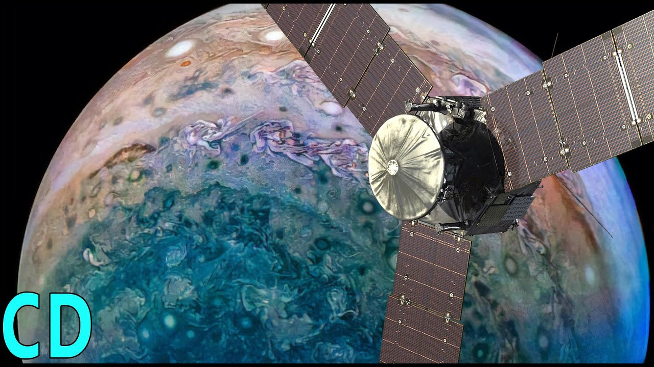 How do Spacecraft Photograph the Planets & get the Images Back to Earth?