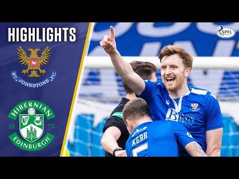 St. Johnstone Hibernian Goals And Highlights