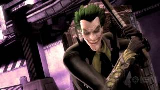 Injustice: Gods Among Us - The Flash vs. The Joker