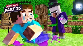 WITCH nearly Killed Me in Minecraft