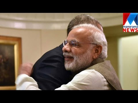 PM Modi welcomes President Obama support for india in MTCR, NSG   Manorama News