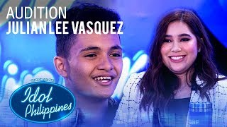Julian Lee Vasquez - Isn't She Lovely | Idol Philippines Auditions 2019