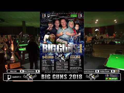 Big Guns 2018 | FINALS