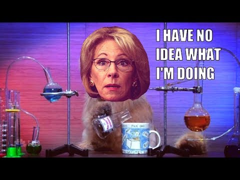 Clueless Betsy DeVos Can't Answer Basic Questions About Her OWN Policies