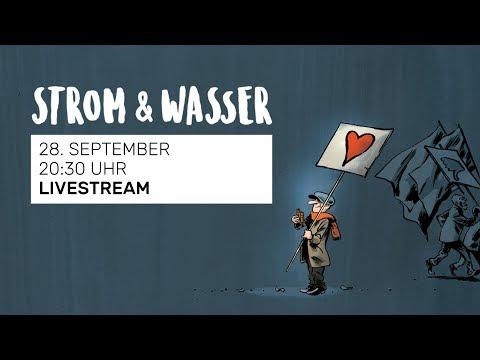 Strom & Wasser feat. THE REFUGEES live an der THM