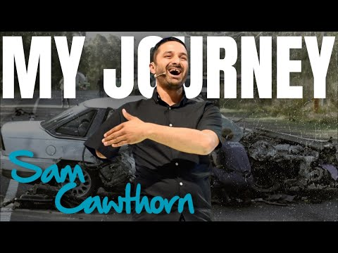 Sam Cawthorn's journey on becoming a professional speaker