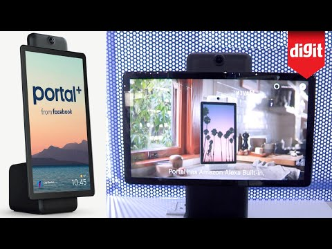 Facebook Portal Plus: First Look