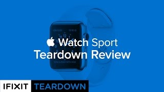  Watch Teardown Review!