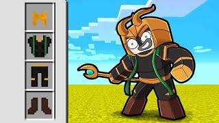 New VILLAIN Armors in Scramble Craft! (Minecraft)