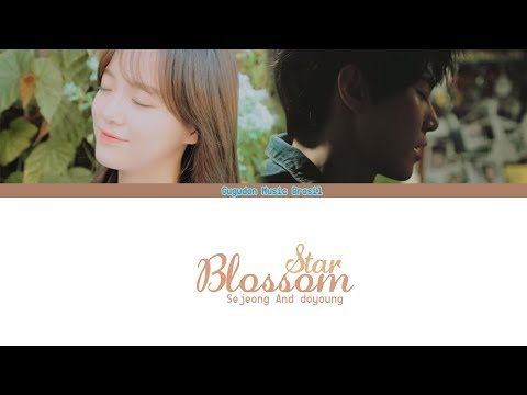 Star Blossom - Sejeong (구구단) & Doyoung (NCT) Color Coded Lyrics [Han/Rom/Eng/Pt]