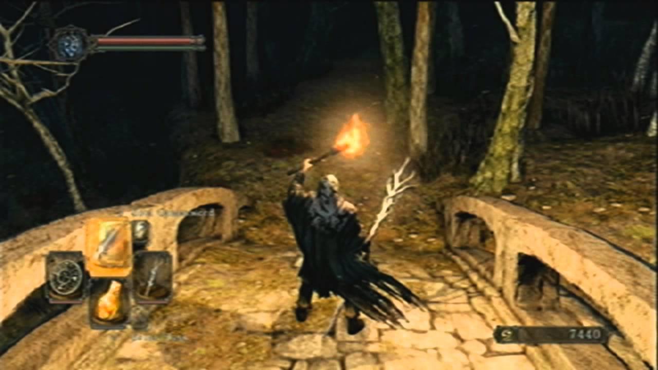 Dark Souls 2 Beta Prepare To Preview: Gameplay Sorcerer