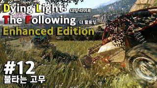 Dying Light: The Following – Enhanced Edition_다잉라이트 더 팔로잉 인핸스드 에디션: #12 불타는 고무 (보조 미션)