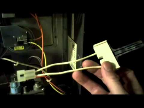 Manually Light Gas Furnace (Bad Igniter) - YouTube