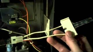 manually light gas furnace bad igniter