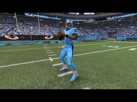 best sneakers 54122 20ed4 PANTHERS COLOUR RUSH UNIFORMS! CHOKING WITH CAM NEWTON ...