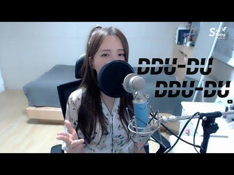 BLACKPINK(블랙핑크) - 'DDU-DU DDU-DU(뚜두뚜두)' COVER by 새송|SAESONG
