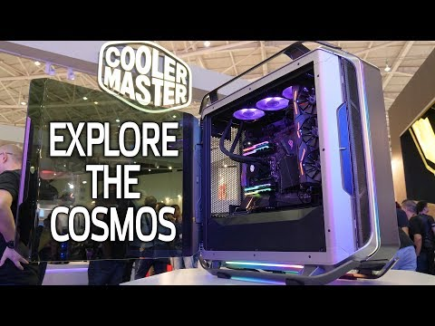 The Cosmos C700M is a BEAST!