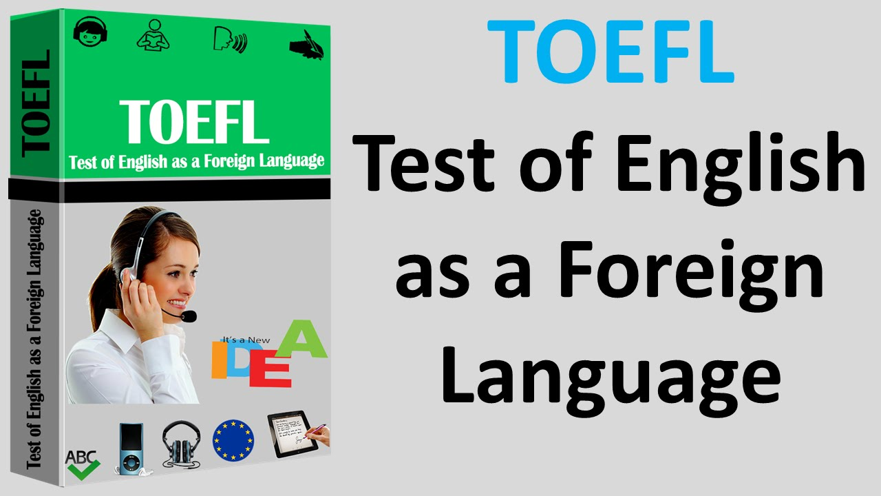 The TOEFL ® Test - ETS Home